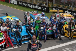 Event 01 of the 2014 Australian V8 Supercars Championship Series