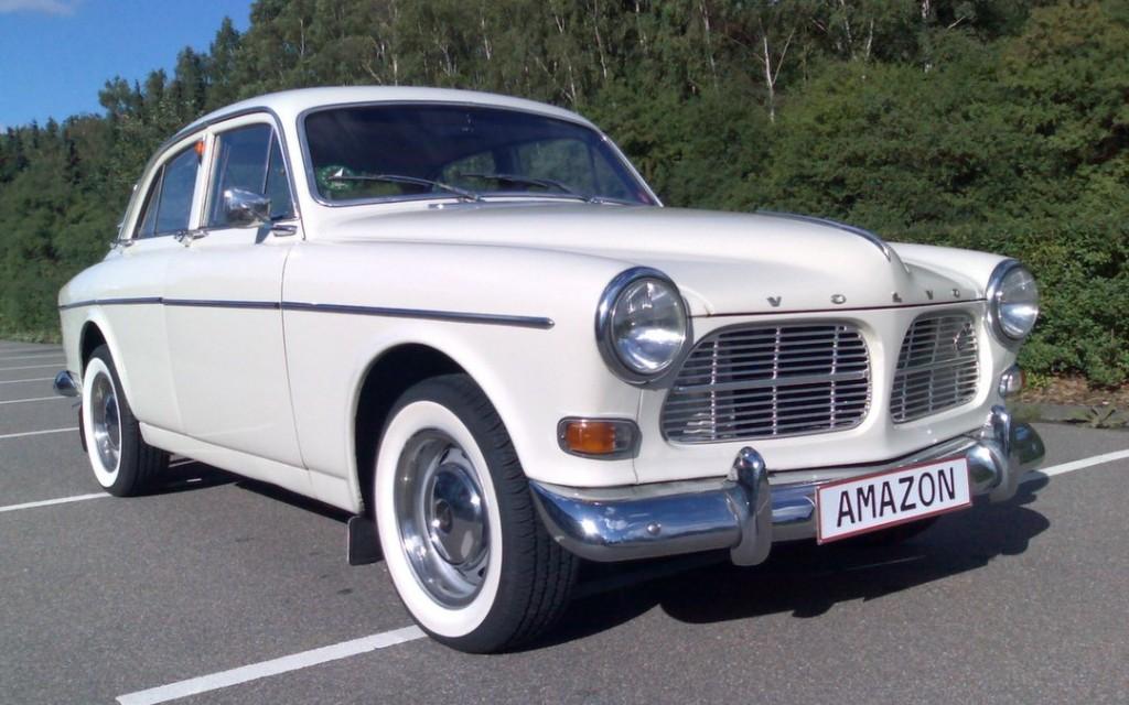 Volvo 121-38  árgerð 1965