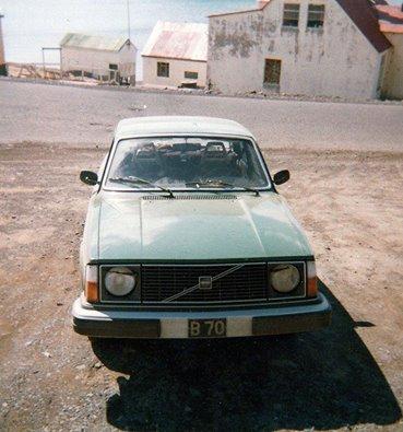 B70-Volvo 244 -1978