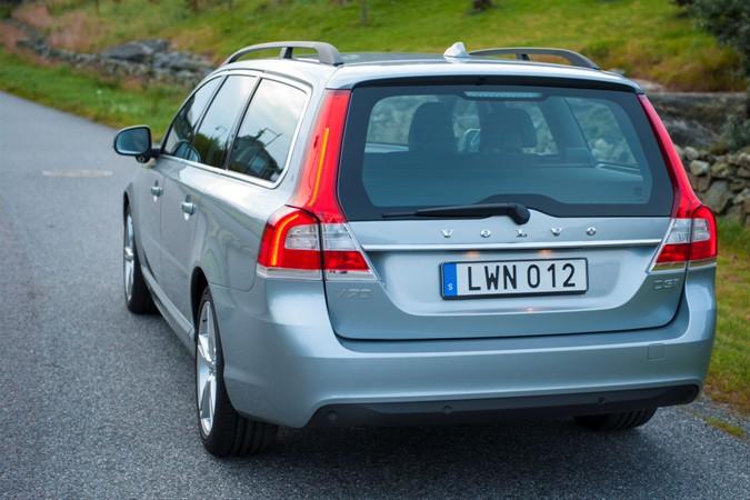 Volvo V70 - model year 2016, exterior